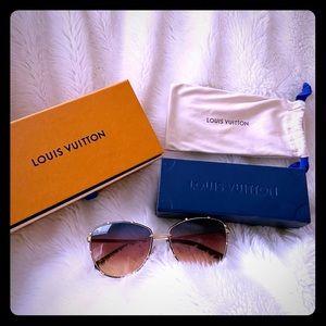 Louis Vuitton cocktail sunglasses
